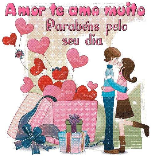 Amor Parabéns pelo seu dia