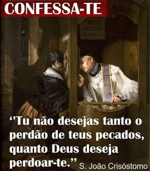 Confissão São João Crisóstomo