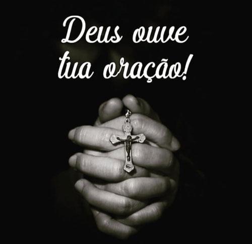 Deus ouve tua oração