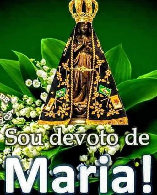 Sou devoto de Maria