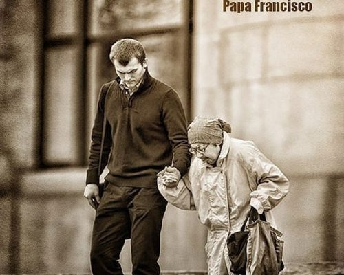 A caridade é simples