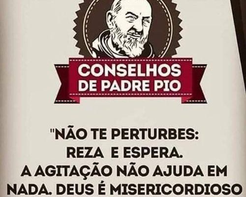 Conselhos de Padre Pio