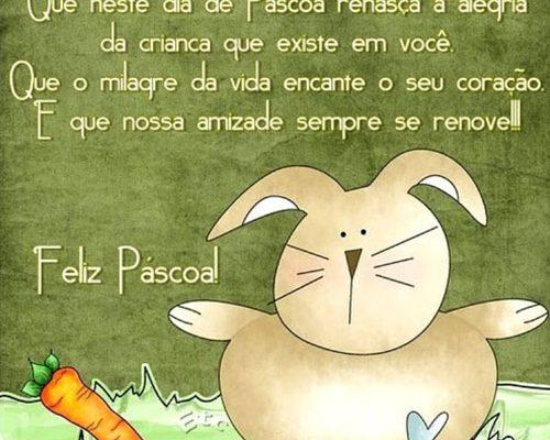 Mensagem Dia de Páscoa