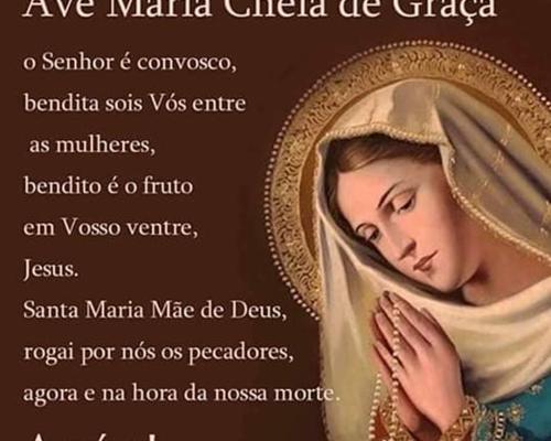 Ave Maria Cheia de Graça