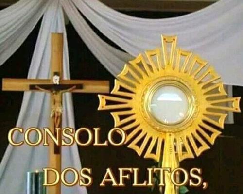Jesus Consolo dos Aflitos