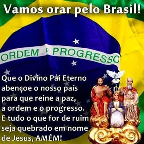 Vamos Orar pelo Brasil