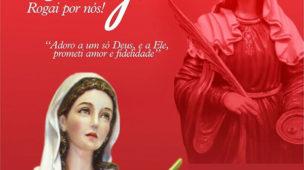 Santa Luzia Rogai por nós