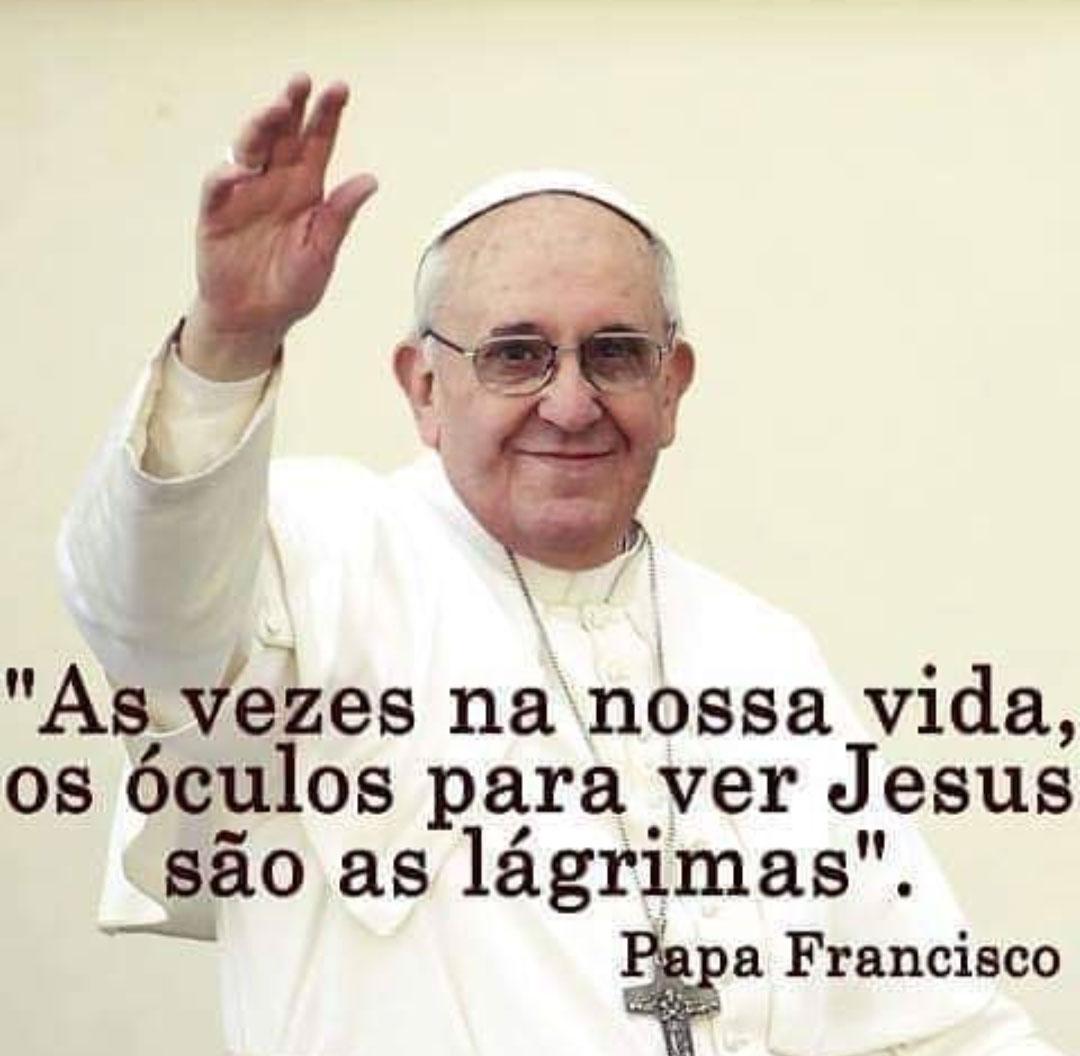 Óculos para ver Jesus
