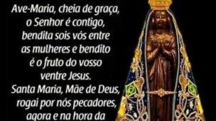 Oração de Ave Maria
