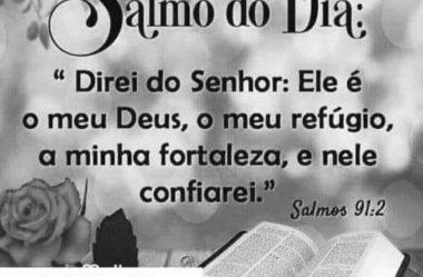 Bom Dia Salmos 91:2