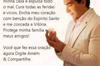 Oração Poderosa Padre Fábio de Melo
