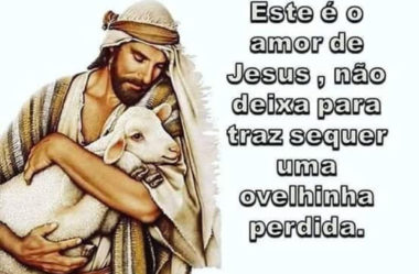 Este é o amor de Jesus