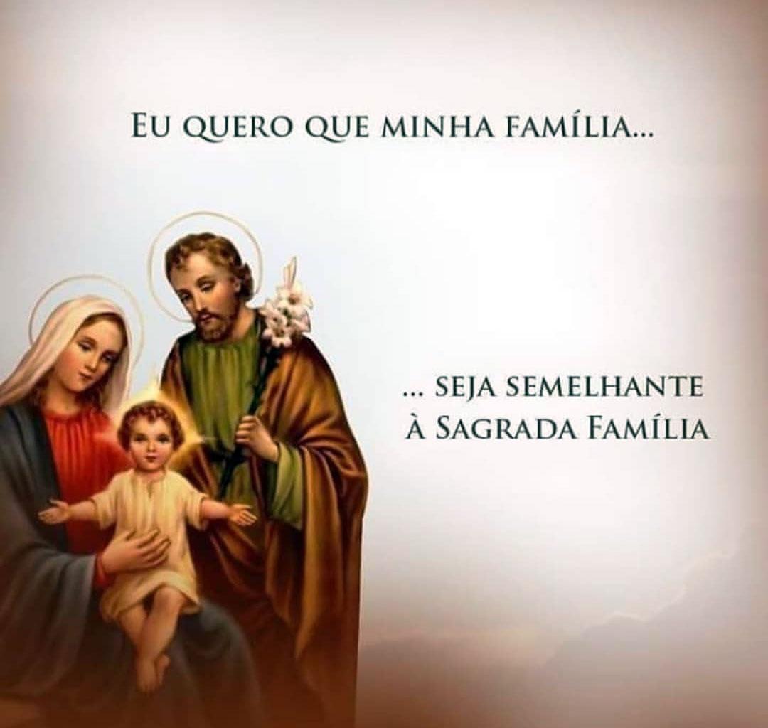 Eu quero que minha família