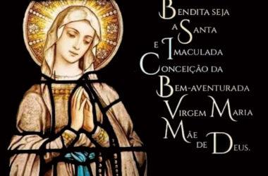 Bendita Seja a Santa Imaculada