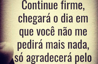 Continue Firme