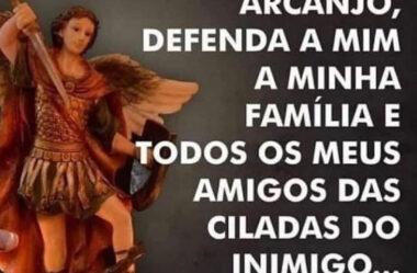 Defenda a Mim a minha Família