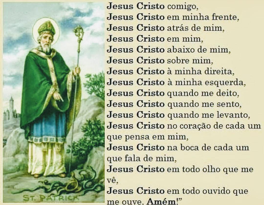 Jesus Cristo comigo