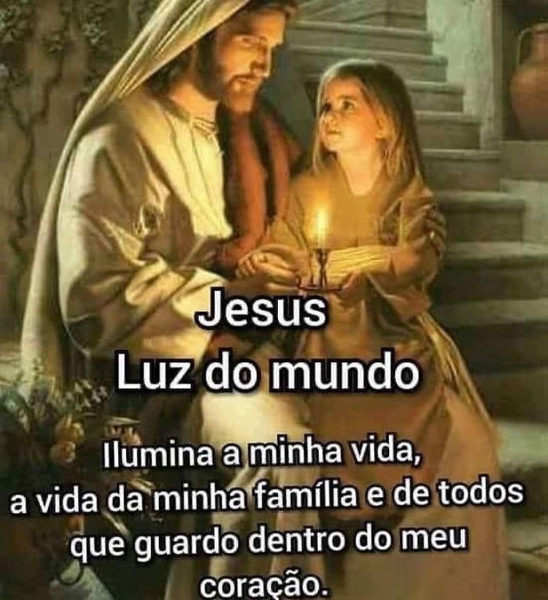 Jesus Luz do Mundo