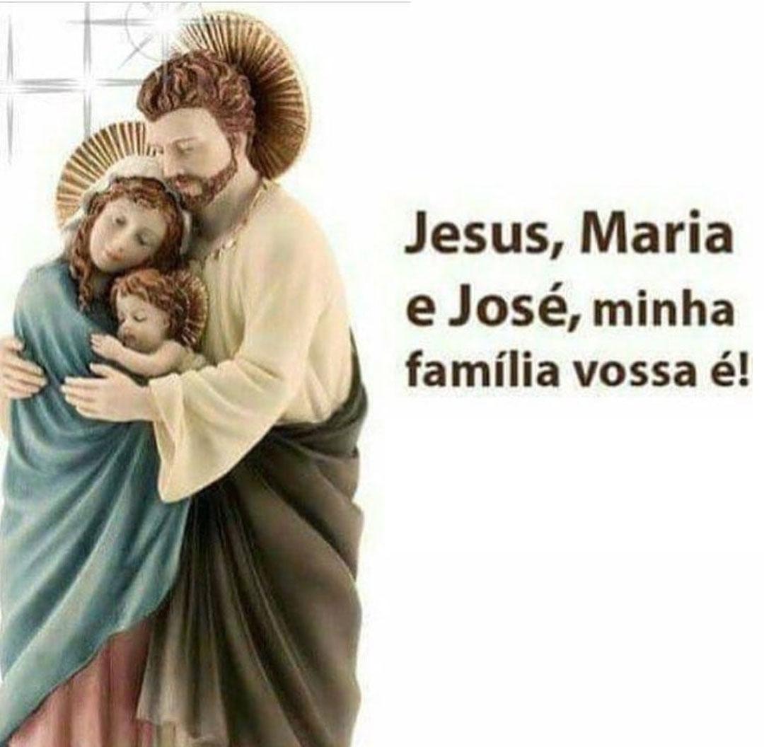 Minha família vossa é