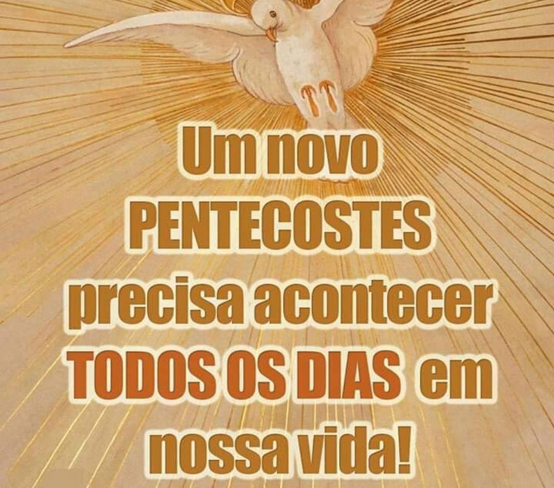 Um Novo Pentecostes