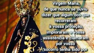 Proteção de Virgem Maria