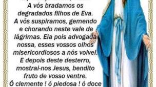 Salve Rainha Oração