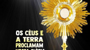 Vossa Glória meu Jesus