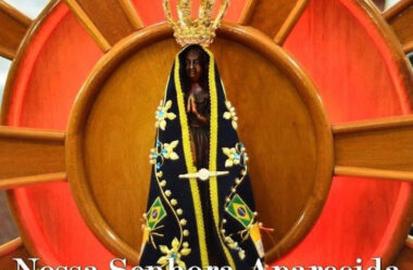 Nossa Senhora Aparecida Abençoe a minha Semana